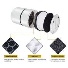 Pacote purificador de ar de substituição do filtro para Levoit 2 LV H132Activated Carb Filtros Elimina Odores & Captura de 99.7% dos Alérgenos