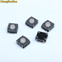 50 stücke ALPS 6*6*3,5 Micro SwitchTactile Push Button Switch Auto Remote-key-taste Mikroschalter Für VW/BORA/PASSAT/GOLF/SKRAAKE010(China)