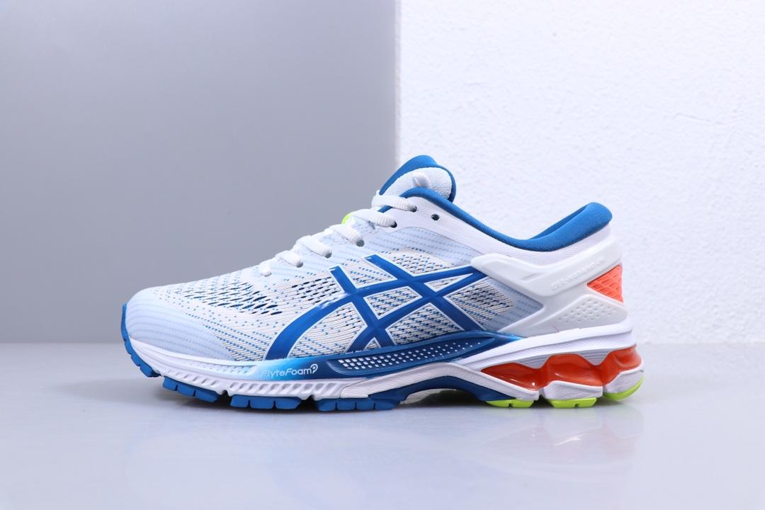 2019 Hot Sale Original ASICS GEL-KAYANO 26 Running Shoes Men's Sports Shoes