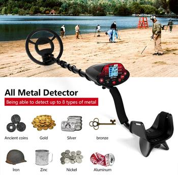 Metal detector Gold Digger Treasure Hunter Professional Pinpointer Underground Gold Detector  MD5030 Waterproof TIANXUN metal detector pinpointer portable gold detector pin pointer treasure hunter automatic tuning belt holster led indicator