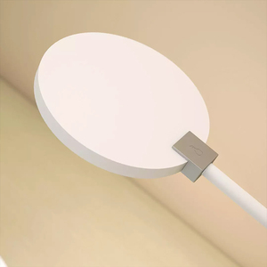 Image 3 - מקורי Youpin COOWOO LED שולחן מנורת חכם שולחן מנורת עין הגנה אור מתכוונן 4000mAh כוח 2USB נייד ספק כוח