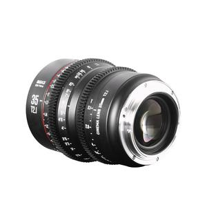 Image 2 - Meike Prime 35mm T2.1  Super 35 Frame Cinema Camera Systems for Canon Cameras with EF Mount