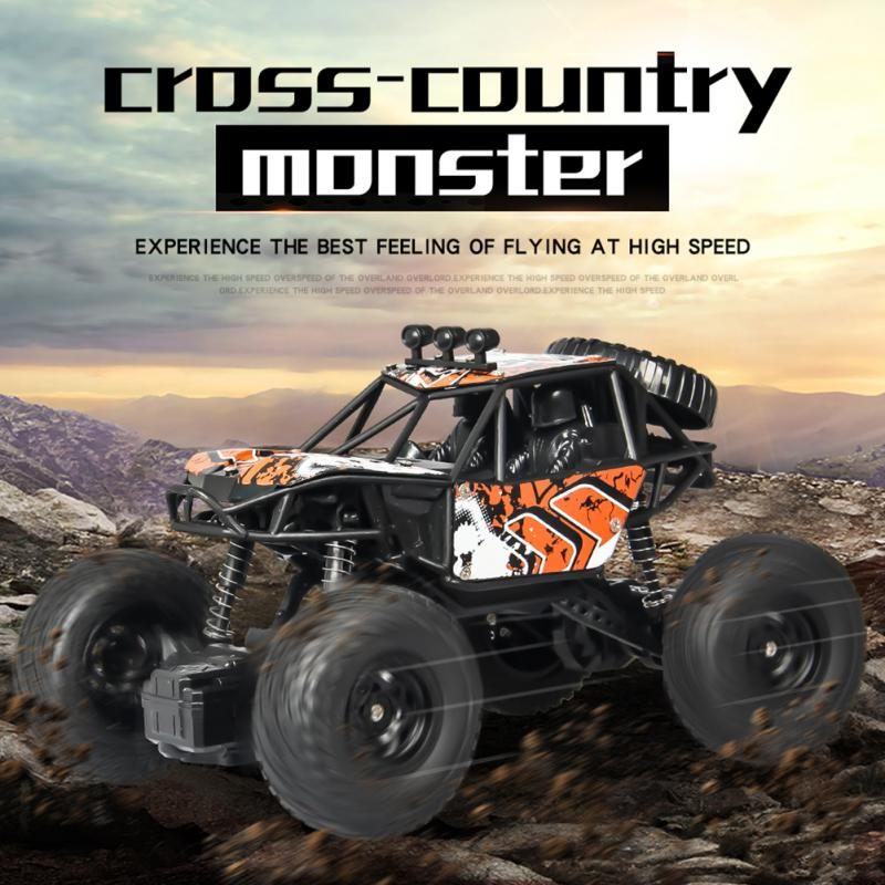 S 003 RC Car Four wheel Buggy Carro Remote Control Climbing Toy Kids Machines Off Road Radio Controlled RC Auto X Power S 003 #|RC Cars| |  - title=
