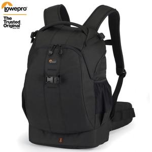 Image 1 - Hurtownie Gopro oryginalna Lowepro Flipside 400 AW lustrzanka cyfrowa zdjęcie z kamery torba plecaki + na każdą pogodę pokrywa darmowa wysyłka