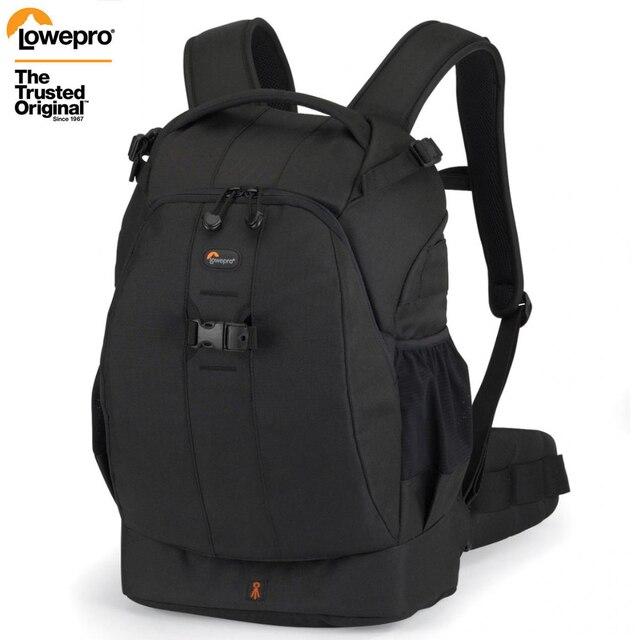 Hurtownie Gopro oryginalna Lowepro Flipside 400 AW lustrzanka cyfrowa zdjęcie z kamery torba plecaki + na każdą pogodę pokrywa darmowa wysyłka
