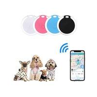 Smart Key Finder localizzatore GPS dispositivo di localizzazione per animali domestici per bambini portachiavi portafoglio bagaglio etichetta anti-smarrimento compatibile con iOS e Android