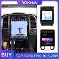 Автомагнитола для Ford F150 2015 2016 2017 2018 2019 Android, мультимедийный плеер, стереоприемник, GPS-навигация, вертикальный экран