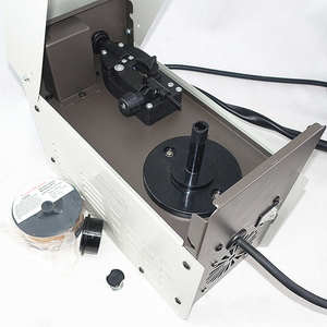 Image 4 - Gaslose MIG Schweißen Maschine 120A 230V Inverter IGBT 1kg Mini Spool Selbst Schild E71T GS Flux Entkernt Arc Draht kein Gas MIG Schweißer