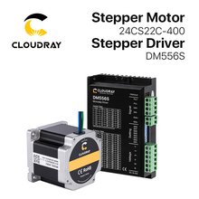 Nema 24 Stepper Motor Kit 2 Phase 2.2N.m 4A Stepper Motor 18-50VAC Driver for CNC Kit