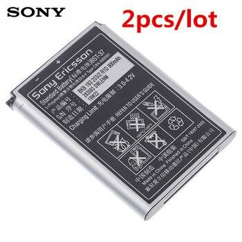 2 sztuk/partia oryginalny Sony telefon bateria do Sony Ericsson K758i Z300i W710i J220c K200c J100i W550i K600i 900mAh bst-37 bst 37