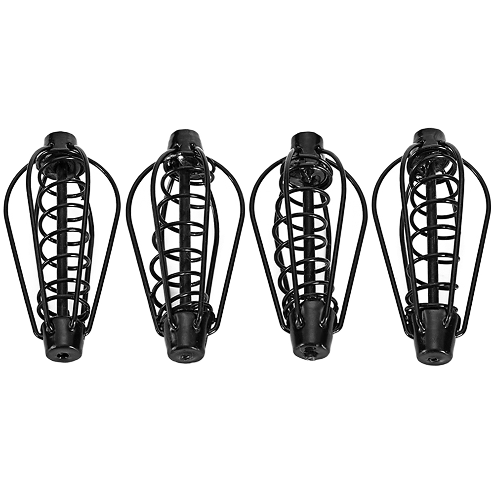 Lure Holder Lead-Sinker Fishing-Accessory Cage-Carp Basket Bait with 40g/50g Black ABS title=