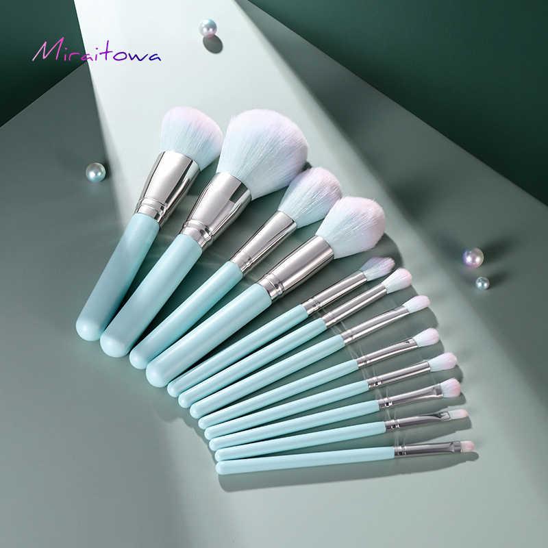 ชุดแปรงแต่งหน้าสำหรับแป้งรองพื้น Powder Blush คอนซีลเลอร์อายแชโดว์ Lip Eye Make Up Brush เครื่องสำอางค์เครื่องมือความงามแปรงแต่งหน้า