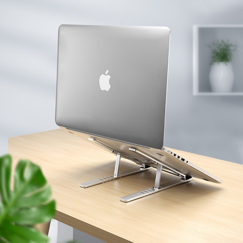 Laptop Stand for MacBook Pro Notebook Stand Foldable Aluminium Alloy Tablet Stand Bracket Laptop Holder for Ipad Notebook PC