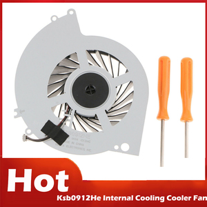 Image 1 - Retail Ksb0912He Internal Cooling Cooler Fan for Ps4 Cuh 1000A Cuh 1001A Cuh 10Xxa Cuh 1115A Cuh 11Xxa Series Console with Tool