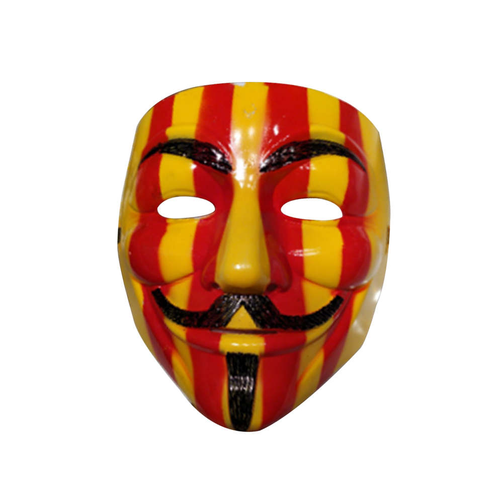 20 22cm V For Vendetta Guy Fawkes Mask Anonymous 2020 Arrival
