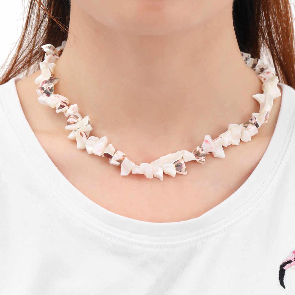 2019 אופנה חדשה רטרו פשוט טבעי מעטפת חתיכה שרשרת צמיד עכס סט גבירותיי תכשיטי מכירה לוהטת # jink