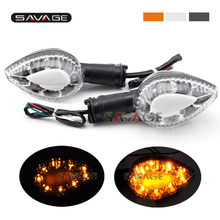 For YAMAHA YZF-R1 YZF-R6 YZF-R25 YZF-R3 MT-03 MT-25 MT-01  Front/Rear LED Turn Signal Indicator Light Motorcycle Blinker Lamp tail light turn signal blinker lamp for yamaha mt 25 mt 03 yzf r25 yzf r3 yzf r25 r3 mt25 mt03 mt 25 03 assembly integrated led