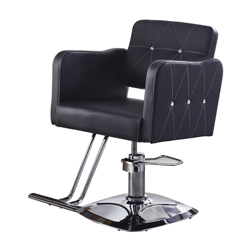 Hairdressing Chair Hairdressing Chair Rotary Lifting Hairdressing Shop Hot Dyeing
