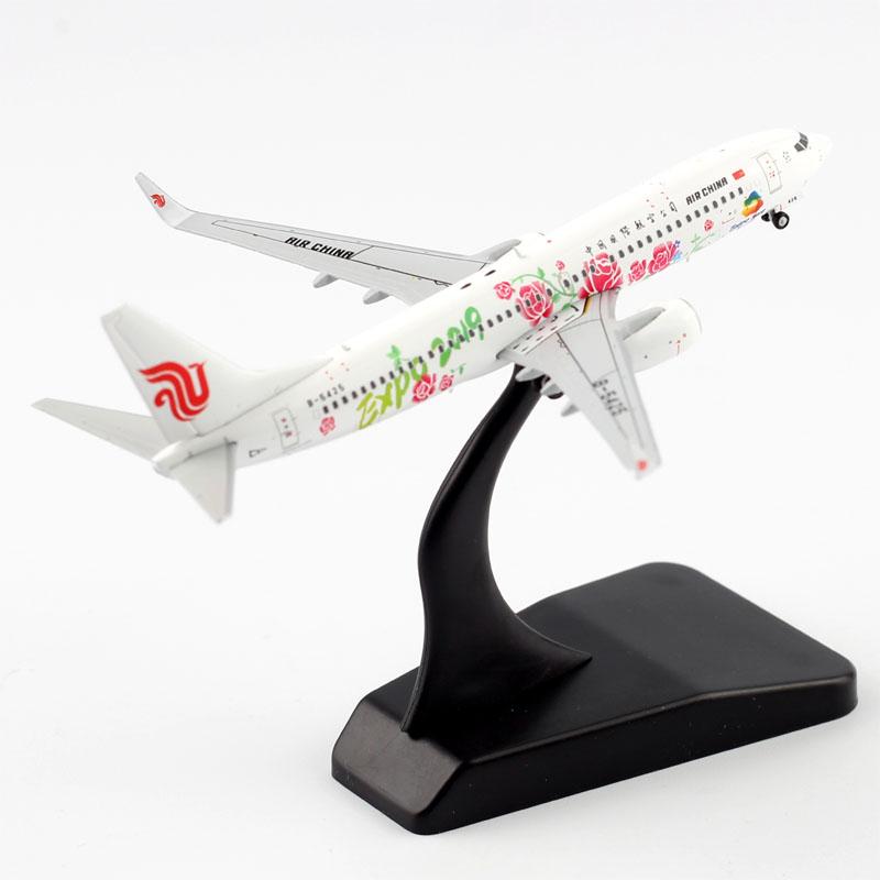 Aeronave de liga metálica para brinquedos, modelo