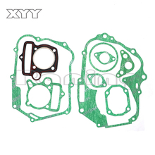 Hoge Kwaliteit Niet Asbest Motor Koppakking Complete Set Kit Voor YX140 Yx 140 140cc Motor Trail Quad Dirt pit Bike Atv Buggy