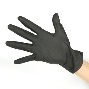 Image 4 - 100Pcs Disposable Latex Nitrile Gloves Isolate To Avoid Contact With Kitchen Work For Left and Right Hand
