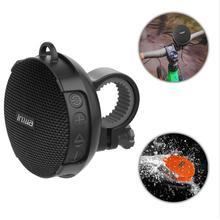 New Portable Bikes Bluetooth Speaker Waterproof Dust/Shock Proof Outdoor Bike Column Speaker Support Bluetooth Hands Free Call