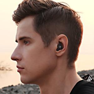 Image 5 - KZ S1/S1D TWS Auriculares auriculares inalámbricos con bluetooth con Control táctil, dinámicos e híbridos, deportivos, KZ S2 ZSNpro