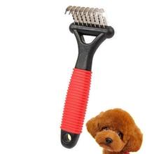 Grooming-Tool Trimming Deshedding Brush Cat-Detangler Hair-Removal-Comb Pet-Accessory