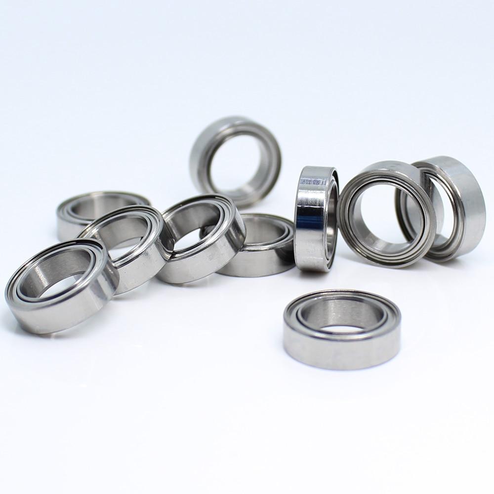 10 pcs 688ZZ 8mmx16mmx5mm Miniature Premium ABEC-5 Shielded Radial Ball Bearings