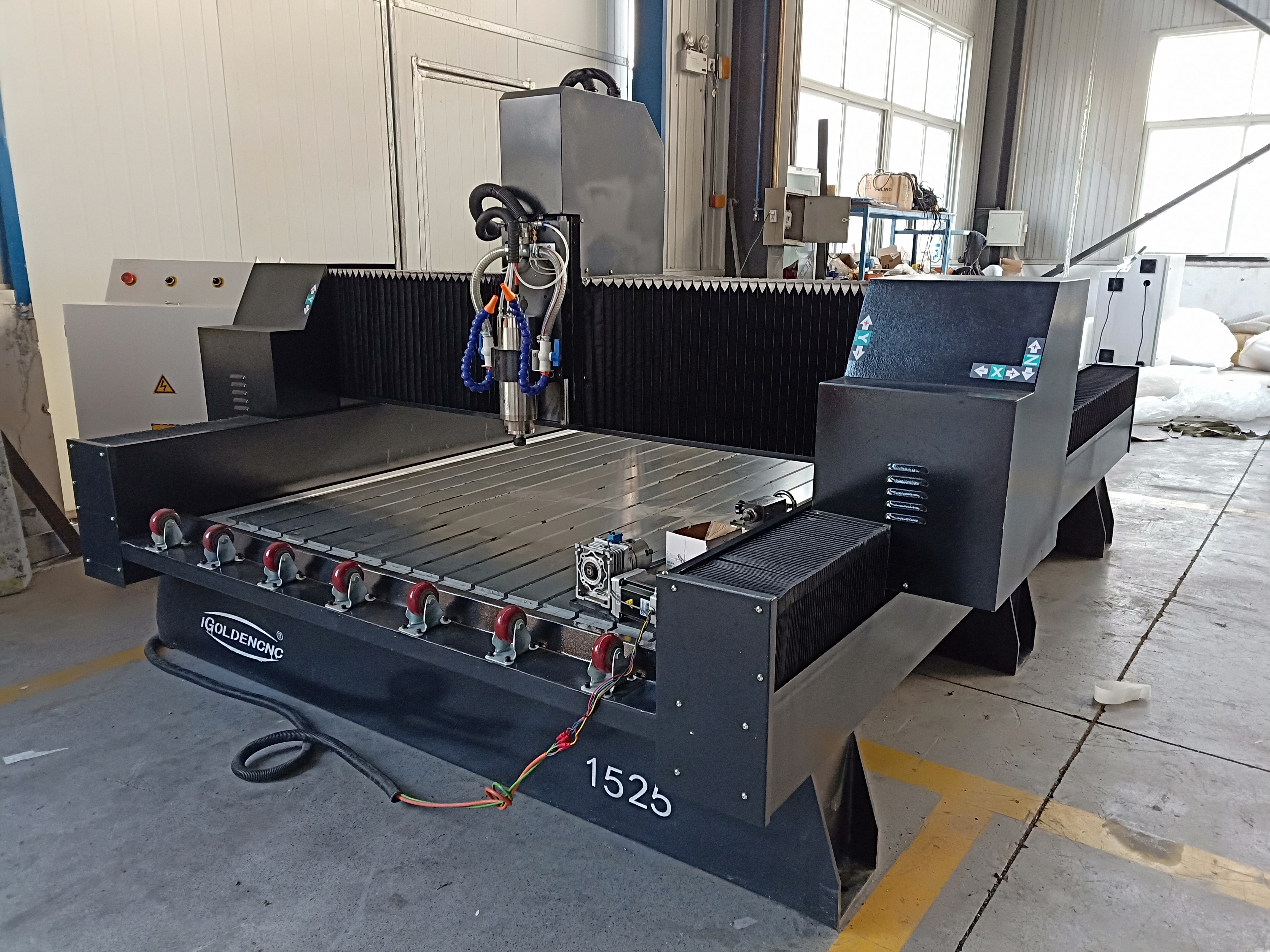4th Axis Cnc Router 1325 3d Stone Carving Cnc Routers Cnc Granite Cutting Machine