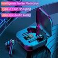 Hembeer ES1 беспроводные наушники Bluetooth наушники Игровые наушники с микрофоном для всех телефонов