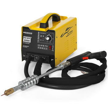 GYS Spot 2600 Vehicle Panel Spot Puller Dent Spotter Repair Additive Kit