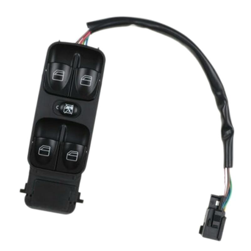 1Pcs Car Glass Regulator Master Switch, Power Window Control Switch For Mercedes-Benz 4638202210