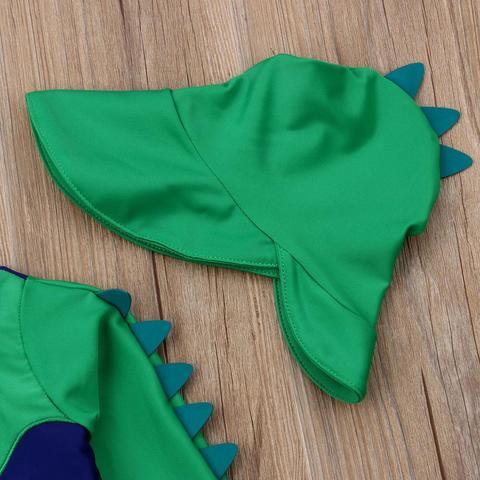 banho dinossauro floral impressao maio traje de