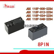 10PCS Neue Relais JQX-115F-005-2ZS4 JQX 115F-012-2ZS4 JQX 115F-024-2ZS4 JQX 115F-048-2ZS4 JQX 115F 012 2ZS4 5V 12V 24V 8PIN