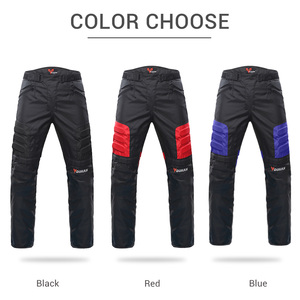 Image 4 - DUHAN Motorcycle Pants Winter Cold Proof Moto Motocross Off Road Racing Pants Motorbike Protective Trousers Have Cotton Lining