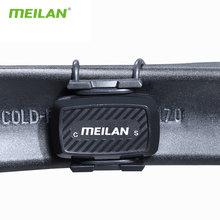 Compteur de vitesse de Cadence de vélo capteur de vélo Bluetooth 4.0 ANT + piste de rotation interne Meilan C1 pour GARMIN BRYTON igpsport XOSS