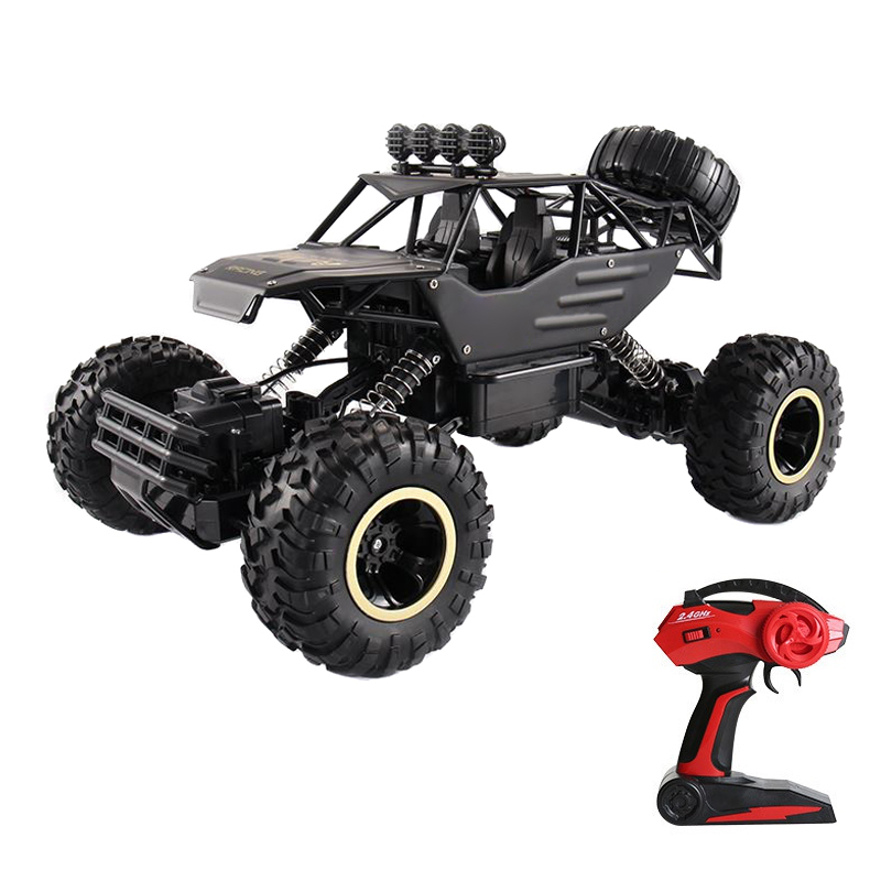 1:12 Scale Large RC Cars Boys Remote Control Car 4x4 Off Road Truck Electric All Terrain Toys Trucks for Kids and Adults image