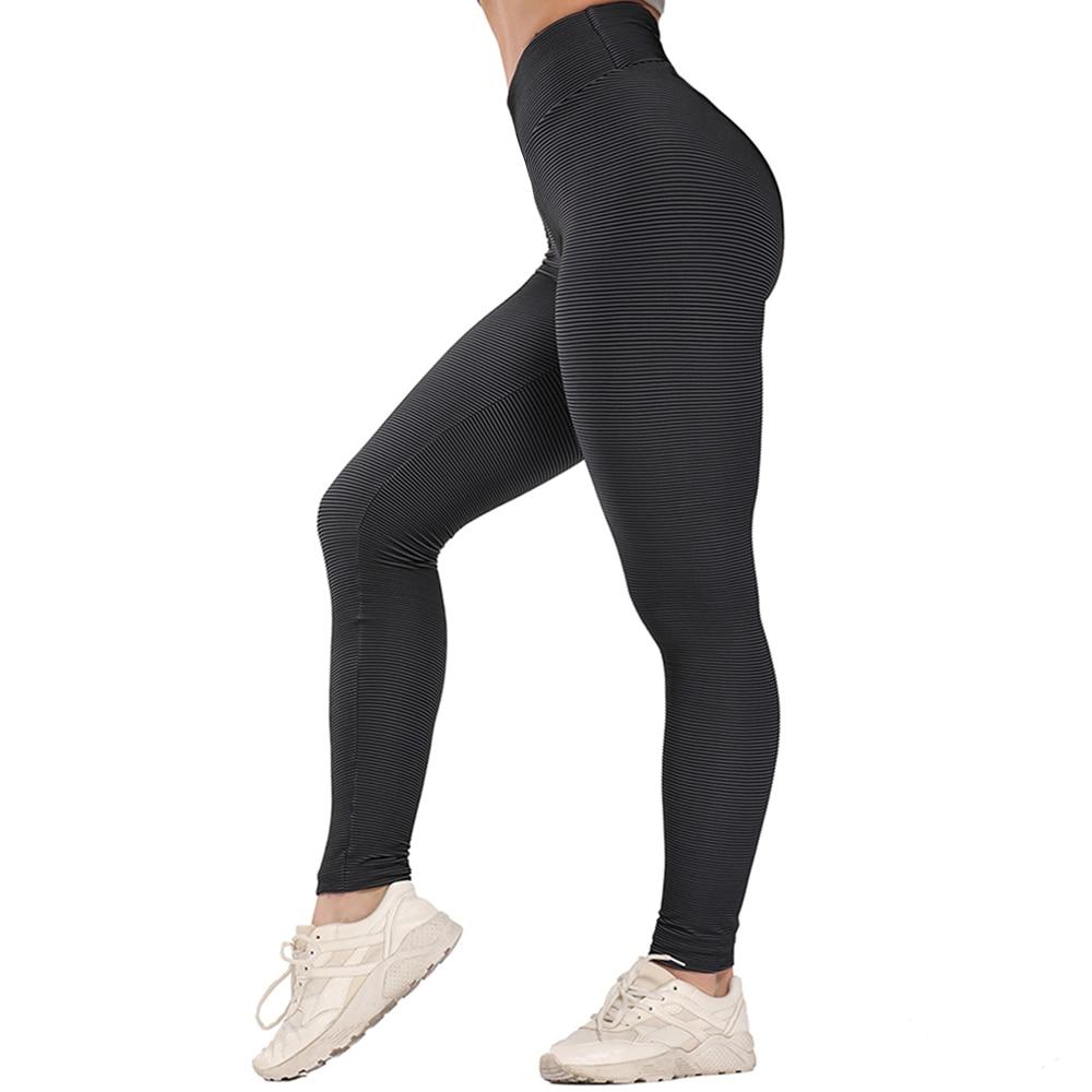 Women Sport Textured Booty Leggings 20