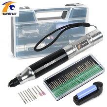 Bateria de perfuração elétrica tungfull, pacotes de bateria para brocas sem fio dremel, mini máquina de perfuração, máquina de corte