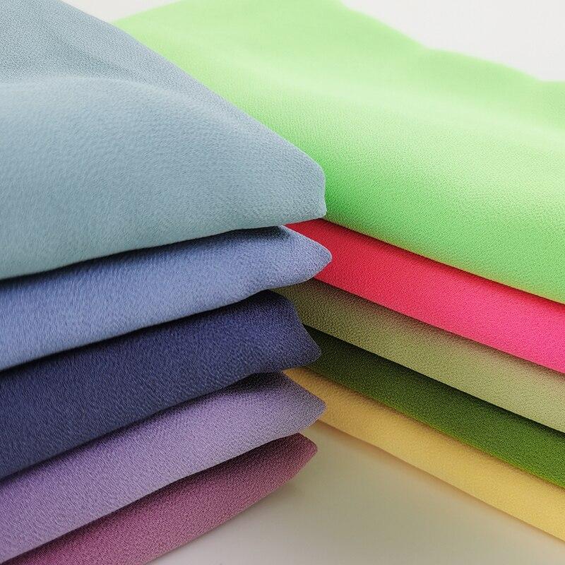 Ultimate SaleShawl Wrap Hijab Scarf Bubble Chiffon Plain-Colors Muslim High-Quality Solid Women 10pcs/Lot