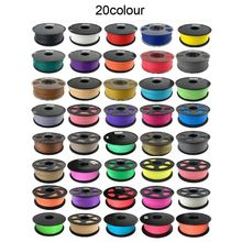 5m 12/15/20/30 Colors 1.75mm PCL Filament for Low Temperature 3D Printing Pen R9UE цена 2017