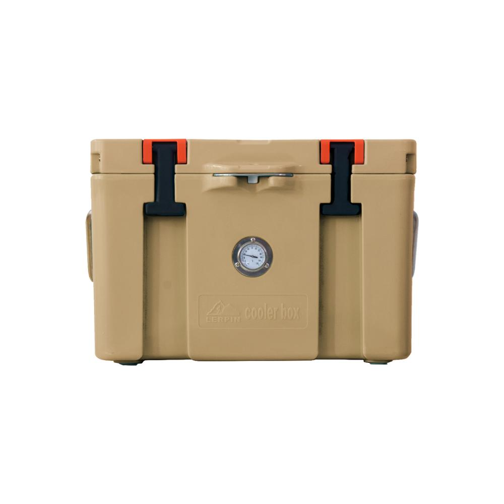 Lerpin 2020 latest  design insulated ice chest roto molded camping cooler box mini fridge-0