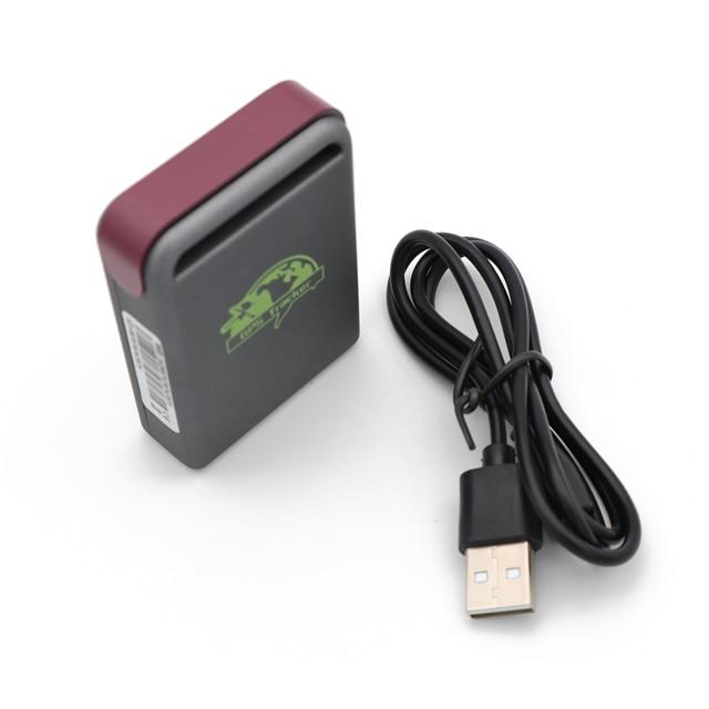 Mini GPS/GSM/GPRS Car Tracker Do Veículo Dispositivo de Rastreamento Em Tempo Real Dispositivo Pessoa Faixa MINI TRRACK TK102 rastreador Do Veículo auto carro