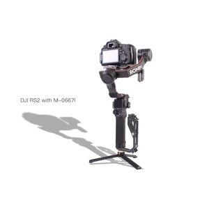 Image 2 - Digitalfoto l suporte com 3 quente sapata montar punho braço mágico para cardan monitor mic guindaste 2/moza/feiyu/dji ronin sc/s/rs2/rsc2