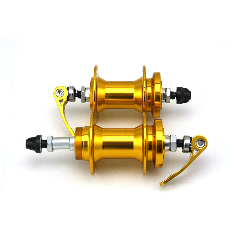 High Quality Mountain Bike Accessories Aluminum Flower Drum Bicycle Bearing Flower-drum 32 Holes Aluminum Flower Drum