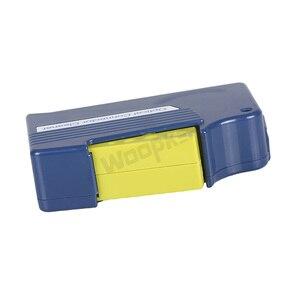 Image 4 - Волоконно оптический разъем очиститель box вытирая инструменты FTTH Стандартный Кассетный очиститель, инструмент для очистки для SC ST/FC