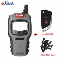 Original Xhorse VVDI Mini Key Tool Remote Key Programmer Support IOS/Android with Super/4D/48/46/XT27/XT17 Chips Global Version