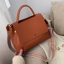Casual Medium Large Capacity Elegant Women Handbag 2020 High Quality PU Leather Shoulder Messenger Bag Designer Crossbody Bag high quality large capacity men pu leather computer business handbag casual vintage shoulder crossbody bag for travel work