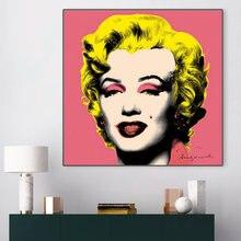 Картина на холсте с изображением эротичной женщины Энди вархола